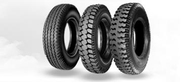 Bias Truck tyres from Salsons Impex Pvt. Ltd.